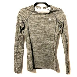 Under Armour running long sleeve tee